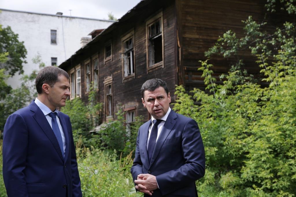 Дмитрий Миронов поручил мэру Ярославля создать достойные условия для жизни горожан