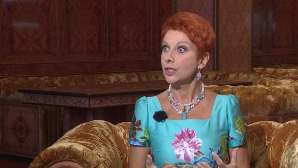 Оксана Сташенко: Зачем заслуженная артистка России приехала в Ярославль? И какими проектами занята сейчас?