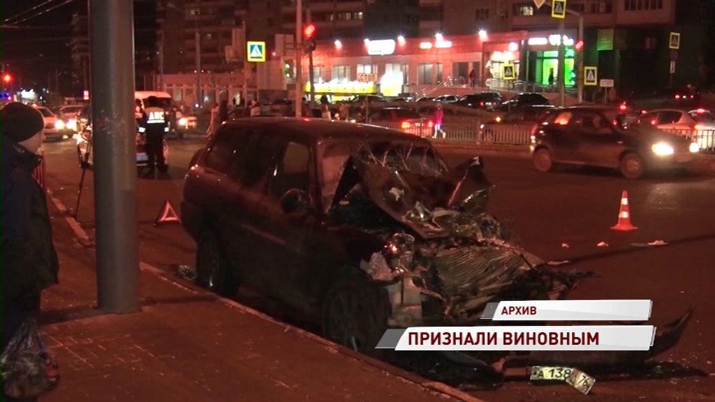 Суд вынес приговор виновнику массового ДТП на Московском проспекте