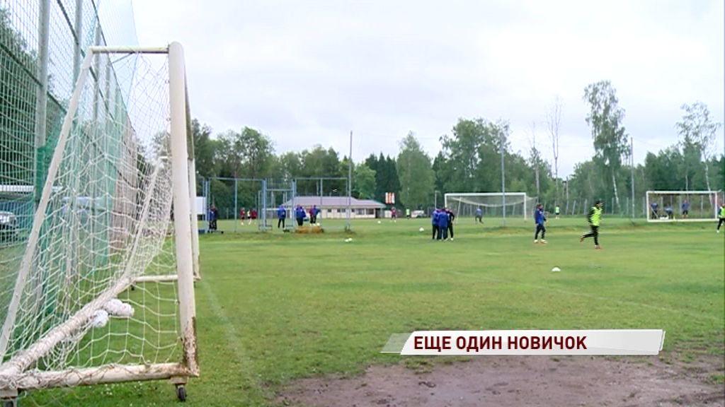 «Шинник» подписал опытного полузащитника