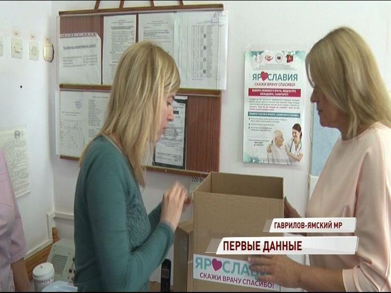 В Гаврилов-Яме пациенты активно голосуют за врачей