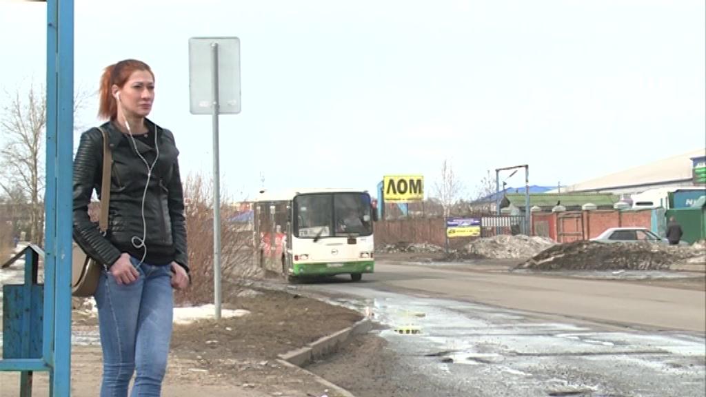 Автобус №78 в Ярославле меняет маршрут