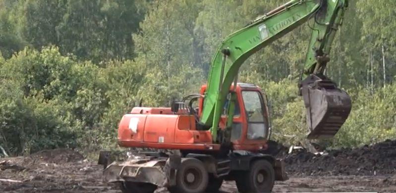 Черные копатели? По факту вывоза песка из Заволжского района проводится проверка