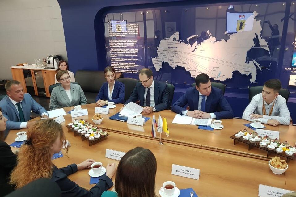 Команда Ярославской области привезла шесть медалей с чемпионата «Молодые профессионалы»