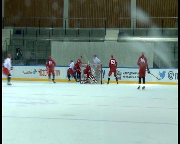 «Локомотив» завершил первый этап подготовки к сезону товарищеских встреч