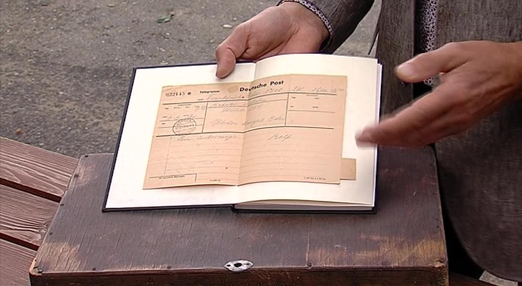 В Угличском музее выставили вещи немецкого военнопленного, с которыми он вернулся из плена