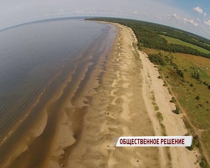 Вопрос строительства ЦБК на берегу Рыбинского водохранилища решат на общественных слушаниях