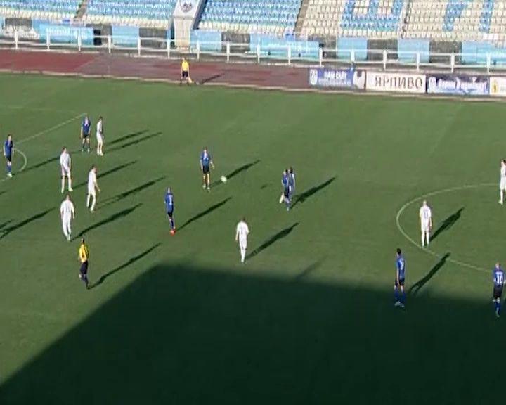 Экс-вратарь «Шинника» теперь тренирует юных футболистов