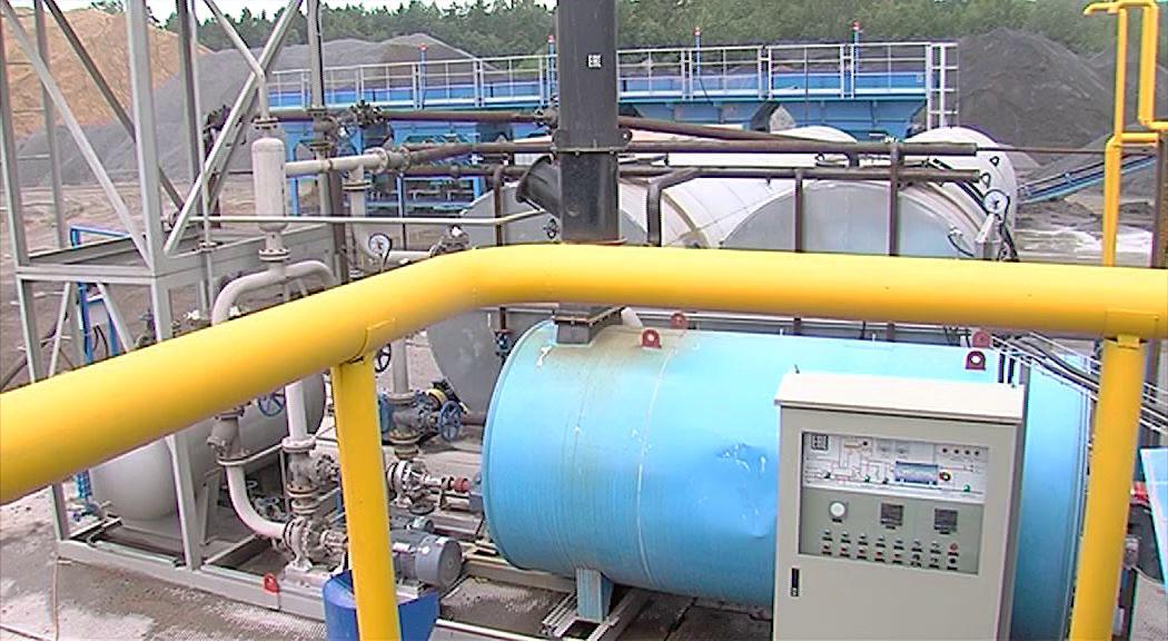 Новый асфальтобетонный завод в Угличе проверили общественники