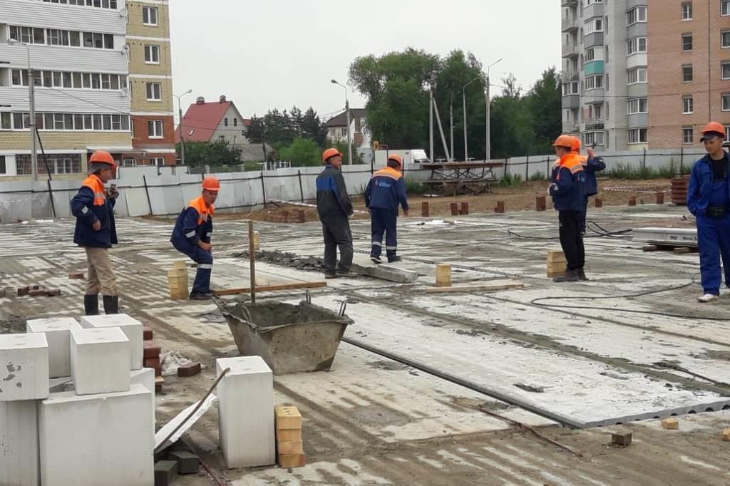 Стройотряды стали возрождать в Ярославской области