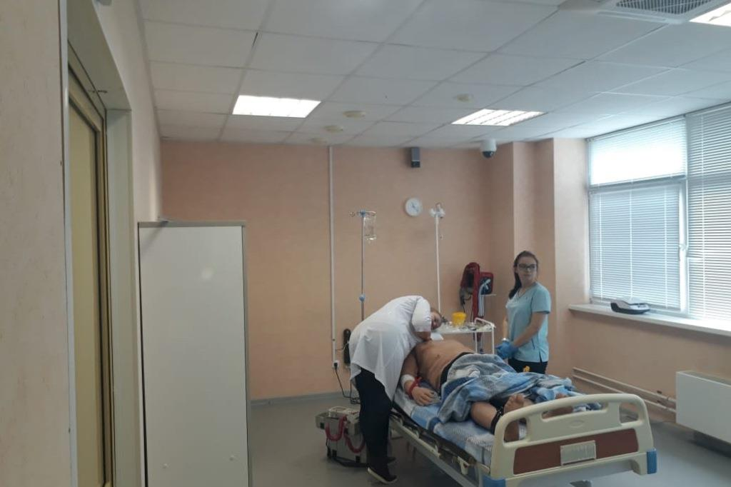 Ординаторы в Ярославской области прошли аккредитацию на симуляционных тренажерах, закупленных в рамках нацпроекта