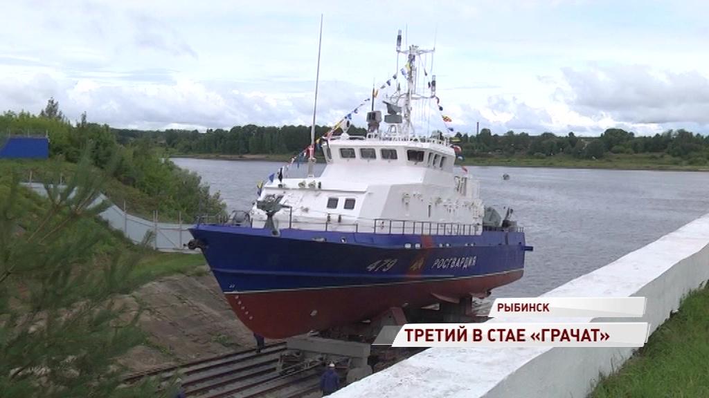 Еще один «Грачонок» отправился на службу в Крым в войска Росгвардии