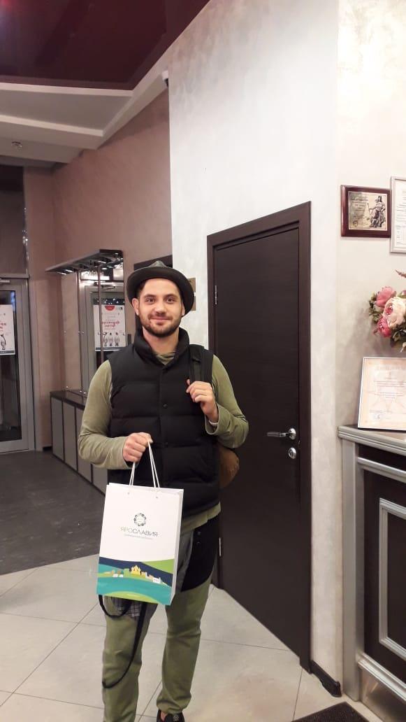Звезда «Кухни» расскажет телезрителям о красотах Ярославской области