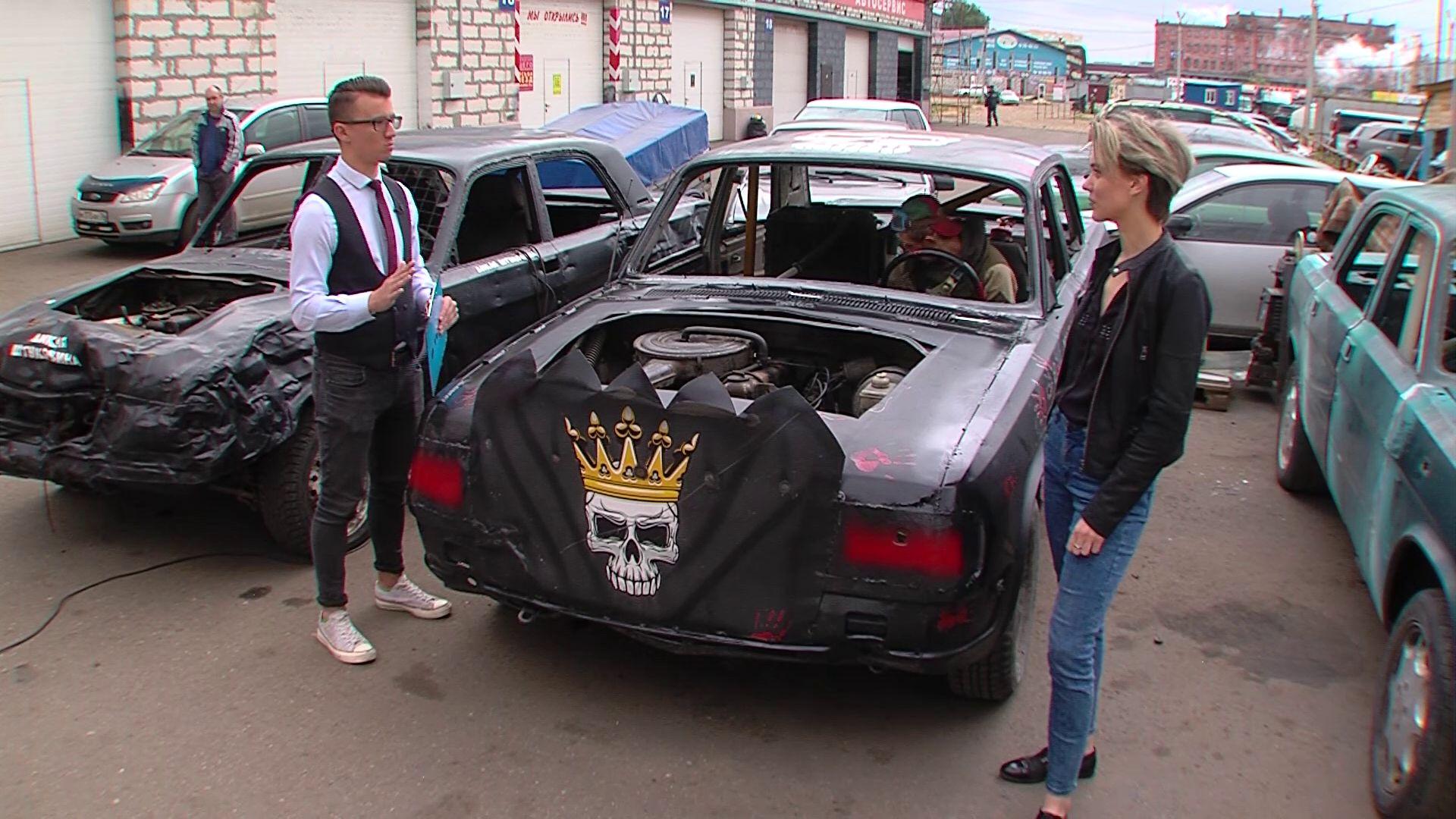 Ольга Пелевина: Автобои на выживание