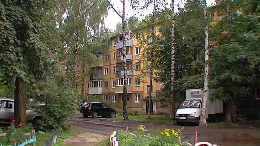 В Ярославле продолжается капремонт многоквартирных домов
