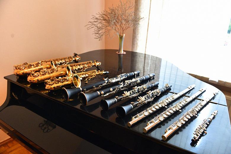 Новые музыкальные инструменты получила школа искусств в Ярославле