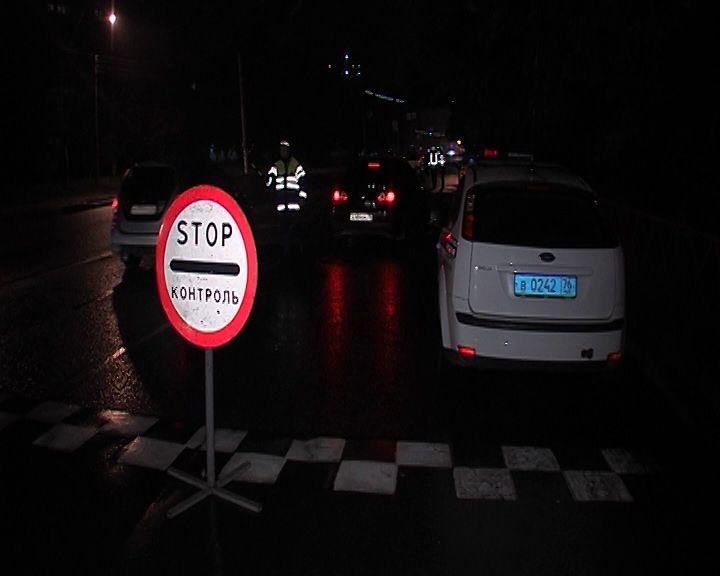 В Ярославле во время «Бахуса» задержали 47 пьяных водителей