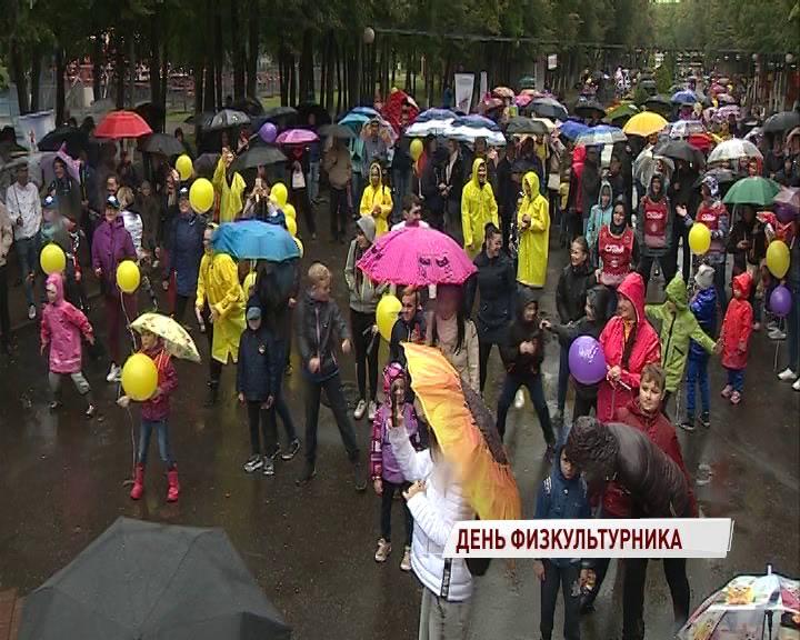 В Ярославле в День физкультурника прошли мастер-классы от лучших спортивных школ региона