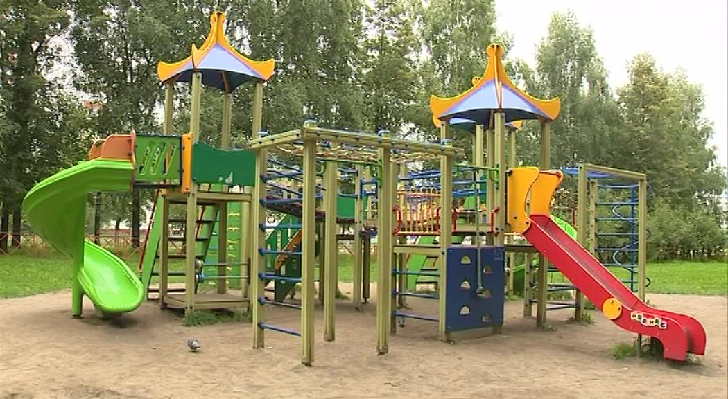 Владимир Волков устроил разнос подчиненным из-за состояния детских площадок