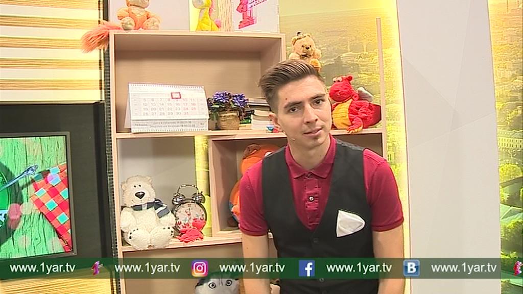 Ведущий «Первого Ярославского» выиграл грант в 350 тыс. рублей на школу Stand Up