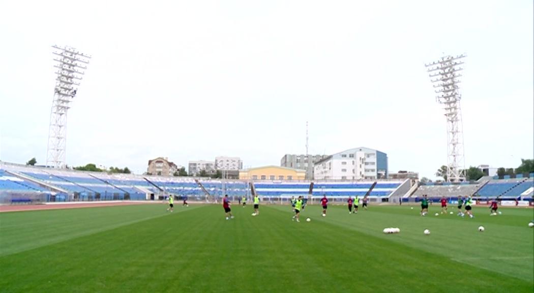 «Шинник» провел заключительную тренировку в преддверии матча с «Енисеем»