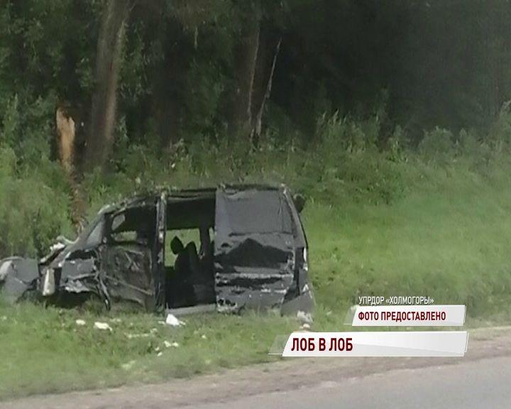 В серьезном ДТП на трассе М8 пострадали четверо