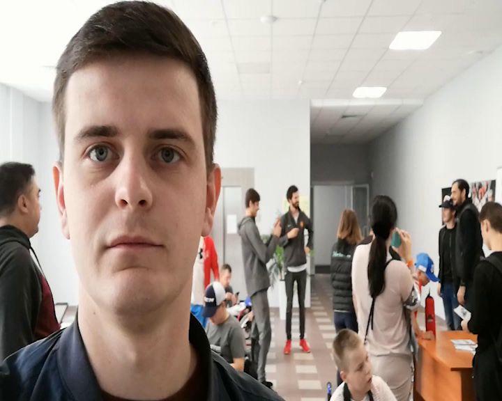 Мастер-класс по следж-хоккею собрал в Ярославле спортсменов из разных стран