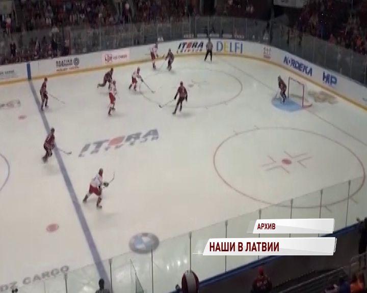 «Локомотив» отправился в Латвию на Кубок ЛЖД