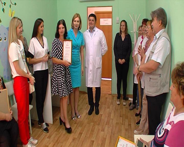 В Большесельском районе подвели итоги акции «Скажи врачу спасибо»