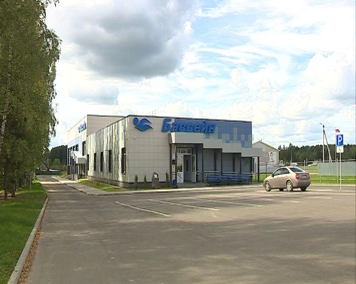 К юбилею Первомайского района построили новый бассейн и футбольную площадку