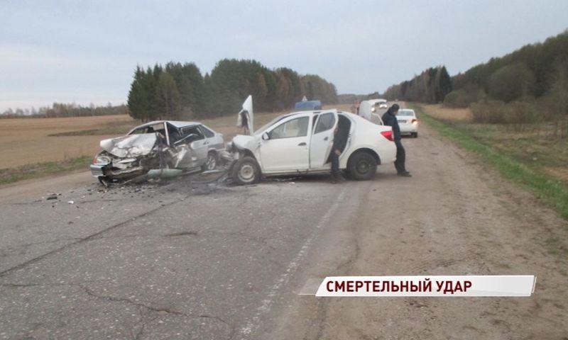 В Ярославле полиция ищет свидетелей страшного ДТП в Гаврилов-Ямском районе