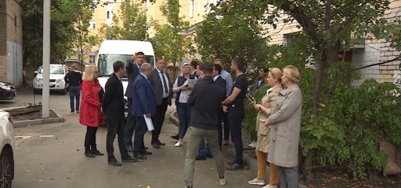 Ярославские депутаты проверяют качество ремонта дворов в городе