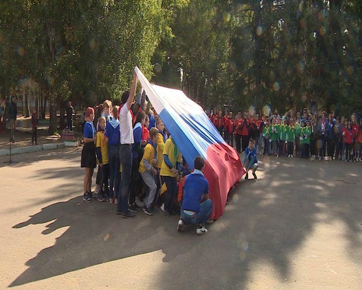 В лагере Горького закрыли последнюю смену проекта «Артек Ярославии»