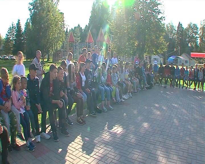 Дети из затопленного Тулуна набрались сил к новому учебному году в ярославском лагере