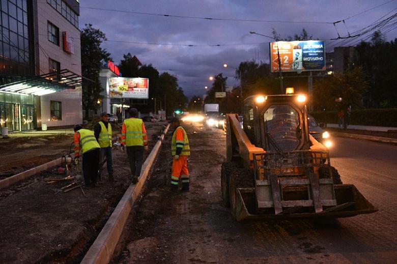 Отстают от графика: ремонт улицы Республиканской власти взяли под особый контроль