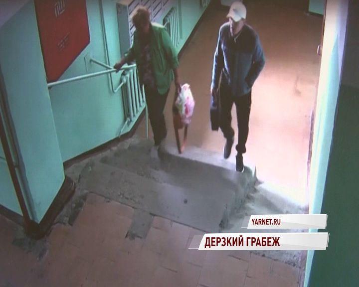 Рецидивист обворовывал пожилых женщин в Ярославле