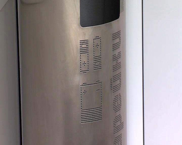 В Ярославле установили новые контейнеры для сбора батареек