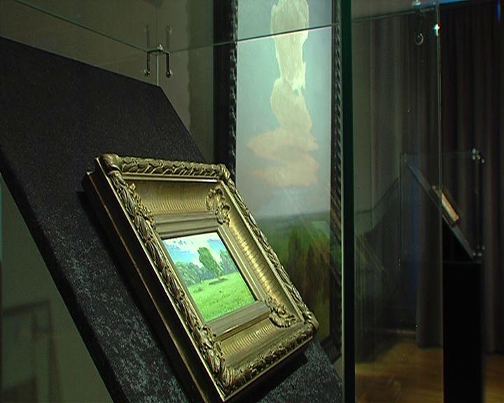 В Художественном музее открылась выставка прославленного Архипа Куинджи