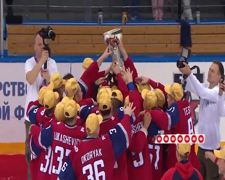 «Локо» третий раз в истории завоевал Кубок мира
