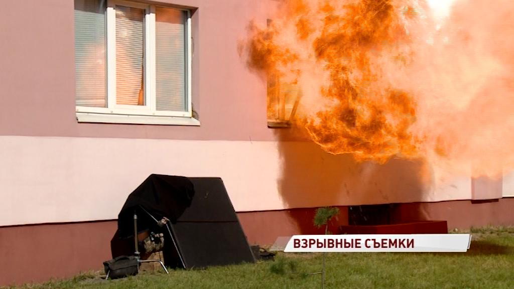 Взрывы и опасные трюки: ярославцев приглашают стать актерами массовки в детективе