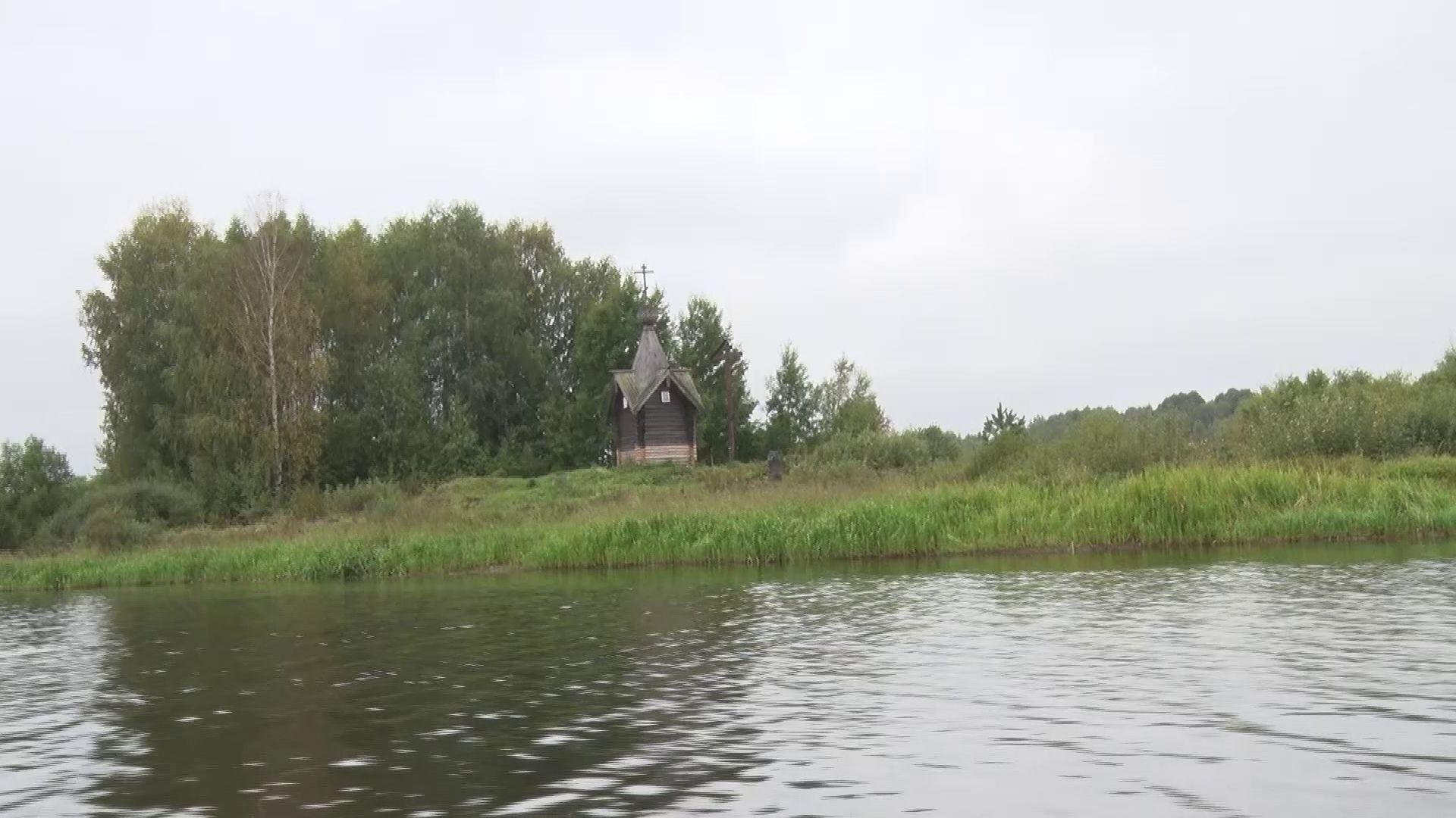 Камень за камнем: на берегу Волги возрождают историческое село Учма