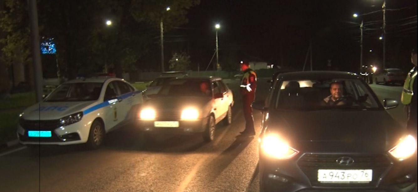 В Ярославле за прошедшие выходные поймали 58 пьяных водителей