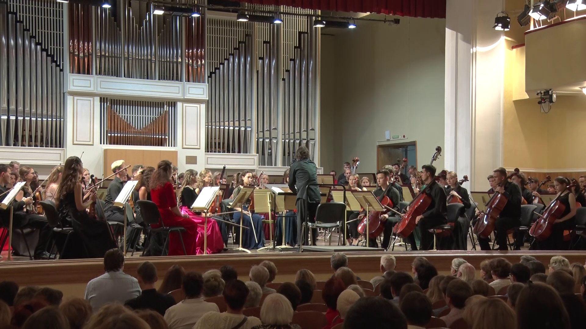 Наш регион вошел в турне Всероссийского юношеского симфонического оркестра