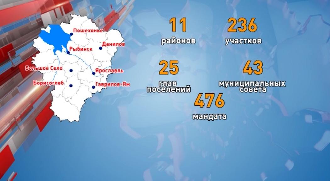 День голосования состоялся: как прошли выборы в Ярославской области 8 сентября