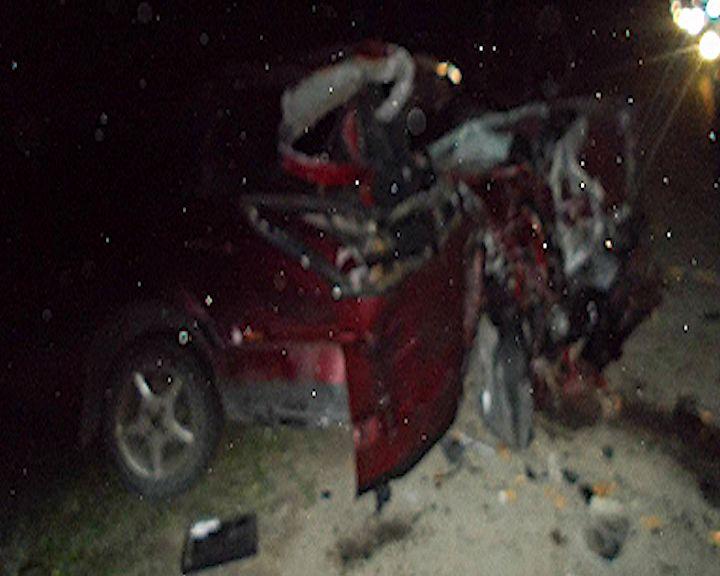 Под Ростовом в жуткой аварии погибла женщина