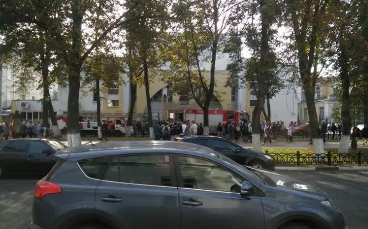 В Ярославле эвакуировали медуниверситет: в чем причина