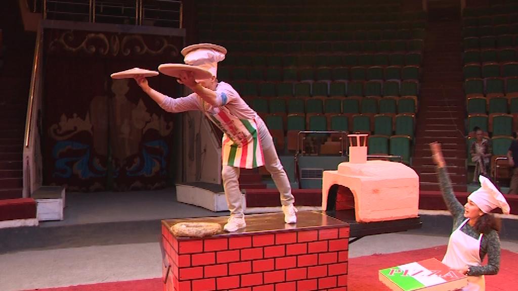 Новый сезон в ярославском цирке откроется международной программой