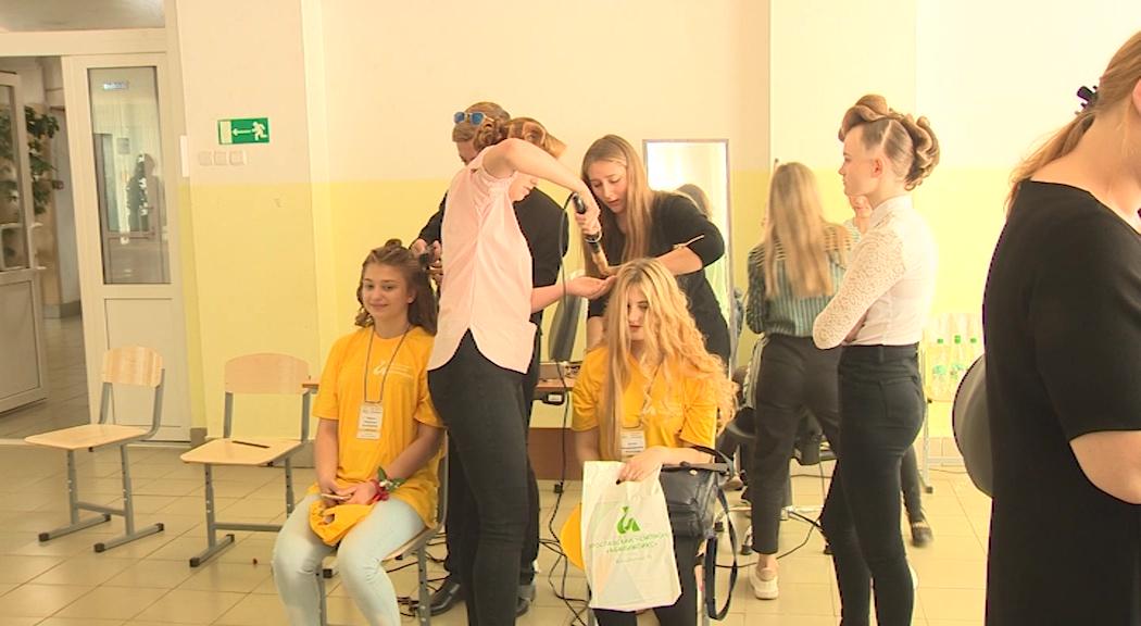 В Ярославле стартовали соревнования профмастерства «Абилимпикс»