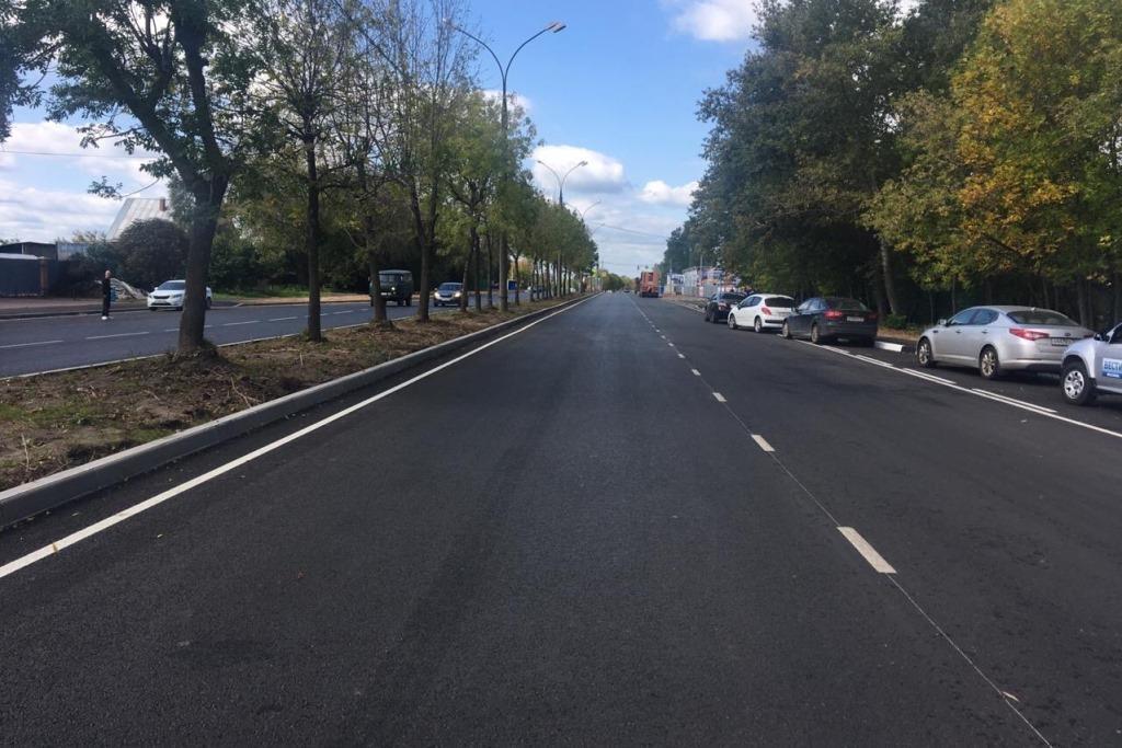 В Ярославской области ввели в эксплуатацию 14 дорог и светофоров, отремонтированных по нацпроекту