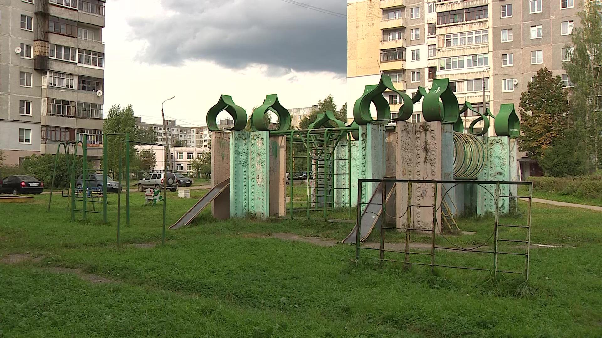 Снести нельзя оставить: брагинцы решают, что делать с уникальной детской площадкой